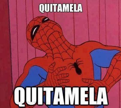 efectocafeina- el hombre arañon