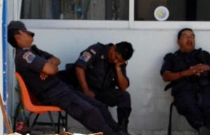 efecto policía mundial